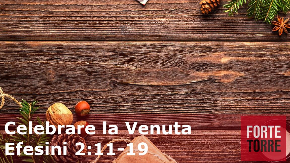 Natale Riscoperto: Celebrare la Venuta