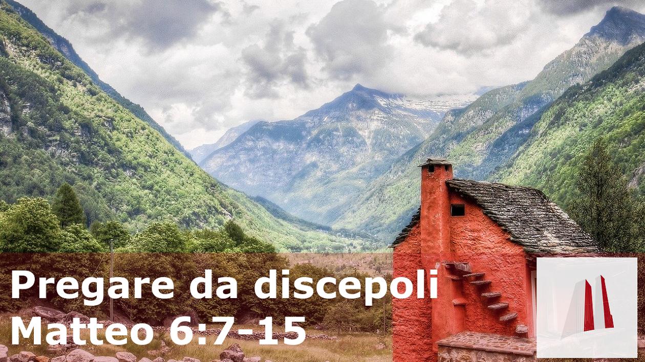 Pregare da discepoli