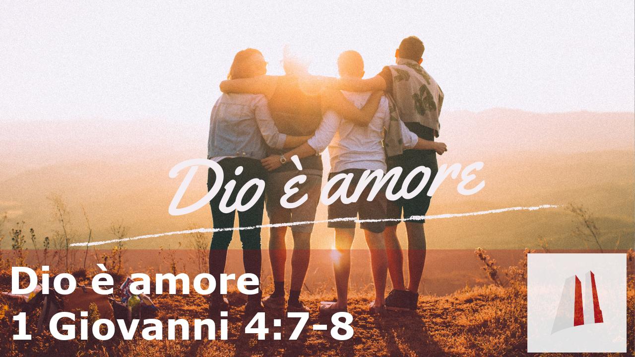 L'amore che trova modo di perdonare – Romani 3:21-25
