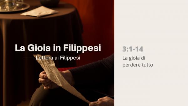 La gioia di Paolo nei Filippesi 2
